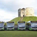 New electric bus fleet launched last week