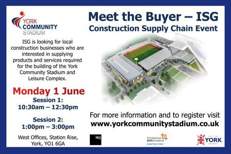 Meet the buyer event