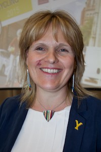 Chief Executive Kersten England will leave the York Council in July.