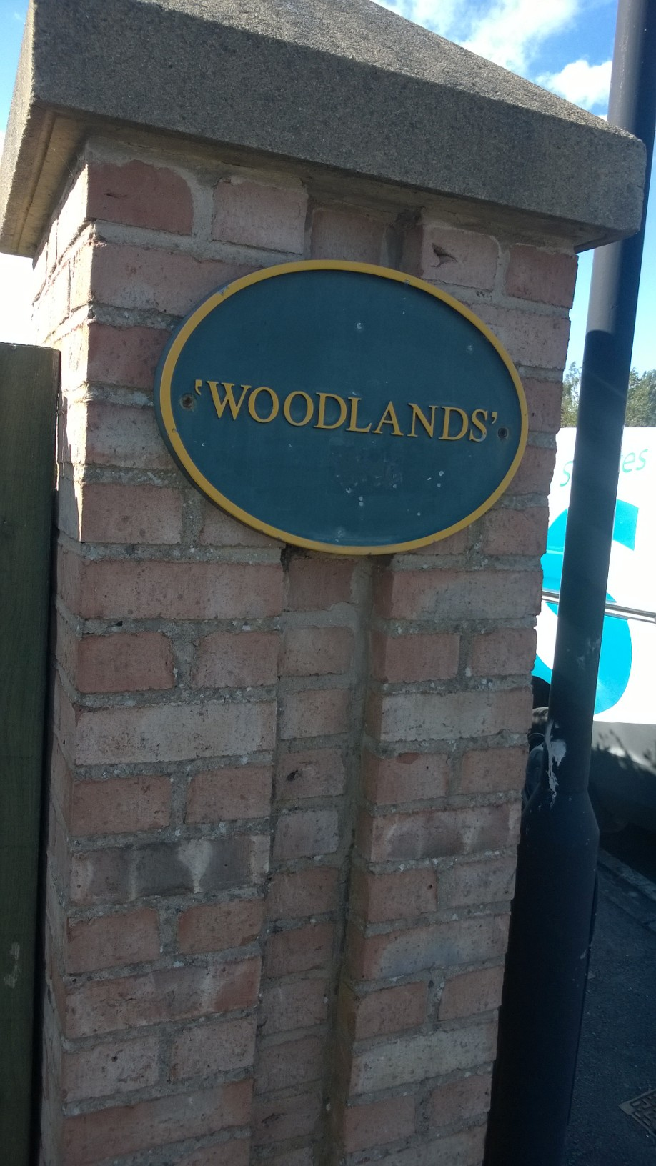 Woodlands estate