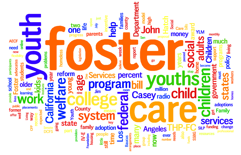 foster children Adopt a child from foster care every year, many children in oregon are left without a permanent home they need parents and families of their own.