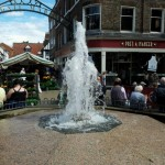 Parliament Street fountain