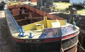 arts barge