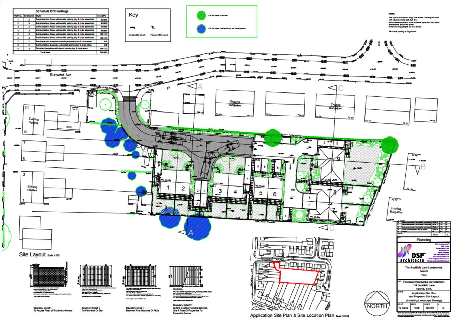 Beckfield Lane/Runswick Avenue click to access