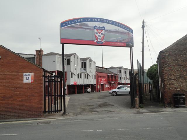 Bootham Crescent