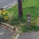Council asked to strim round street furniture on Grange Lane