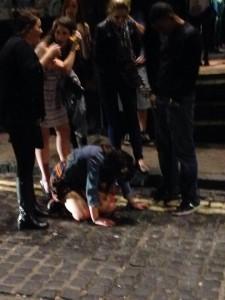 York drunk