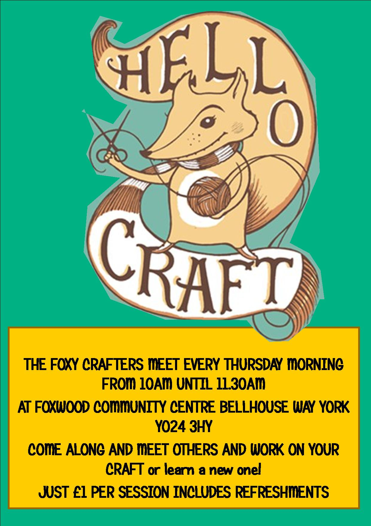 Foxy Crafters