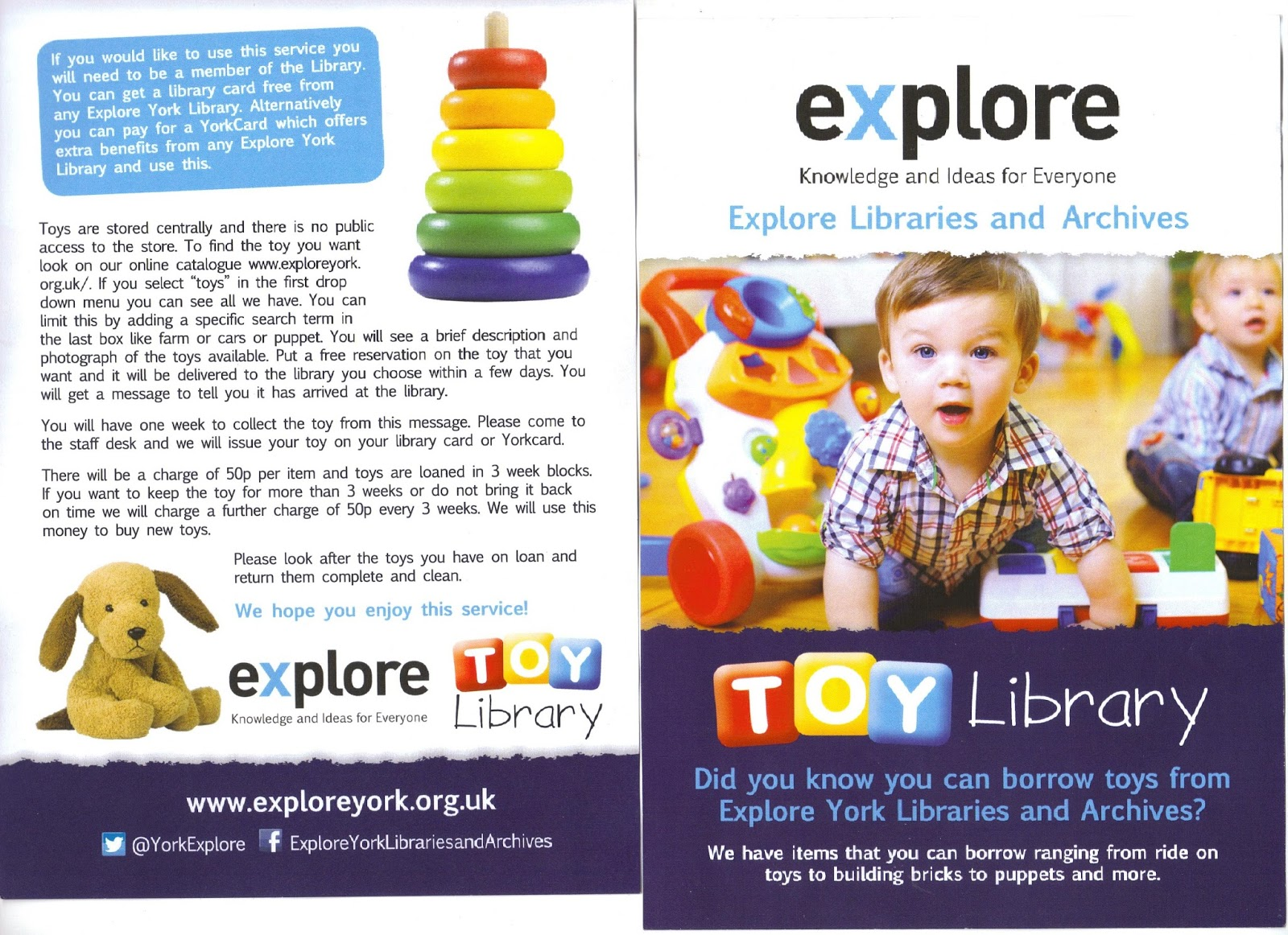 Toy libraryLIBRARY 1