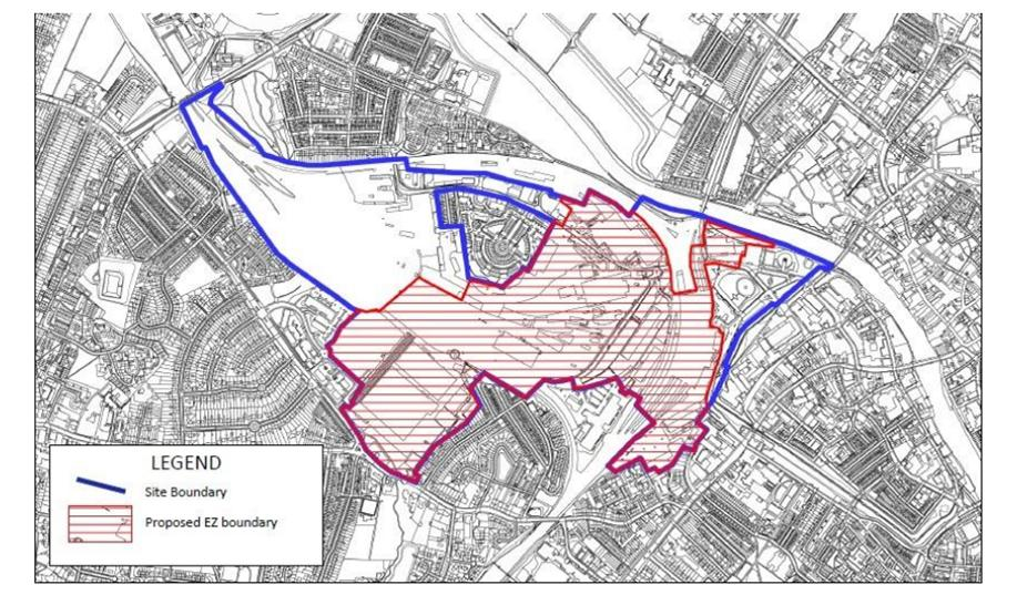 Enterprise Zone boundary