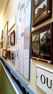 Lidgett Grove art wall