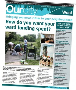 Our City west Jan 2016