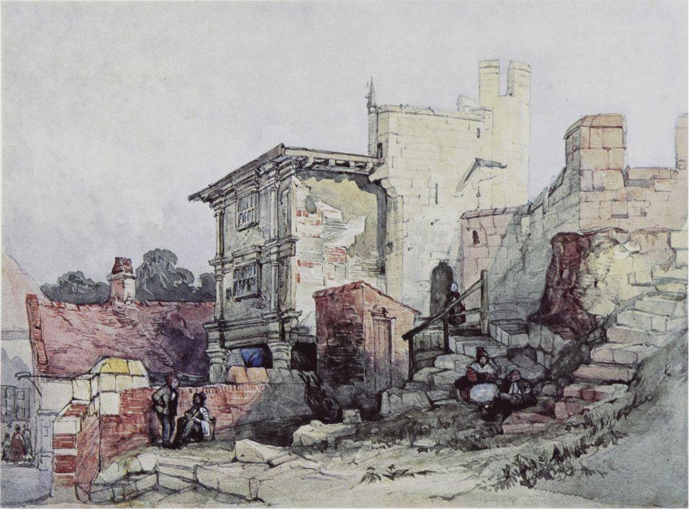 Walmgate Bar 1830