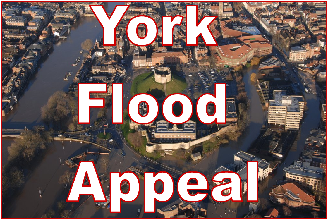 York Flood Appeal