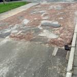 Worst service - road repairs