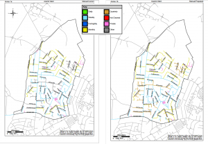 Manual sweeping in the Acomb ward click to enlarge