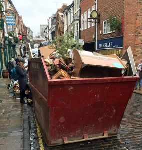 Skip Fossgate welcome to Yorkshire