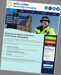 Community messaging