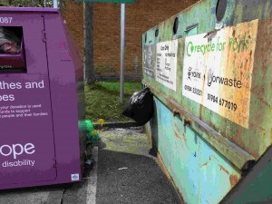 More fly tipping
