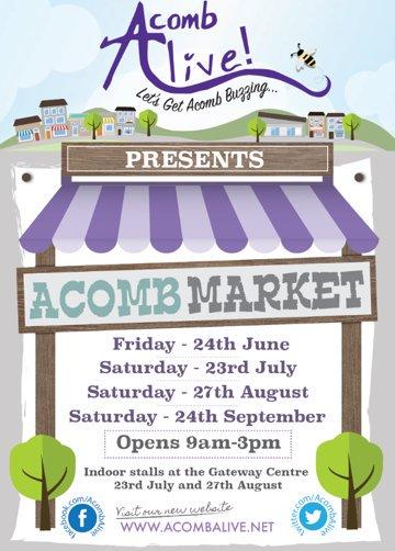 Acomb Market