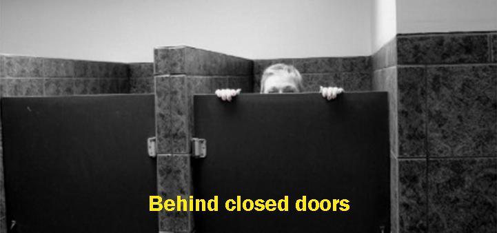 Behind clsoed doors 2016