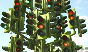Traffic lights will be moderdenised