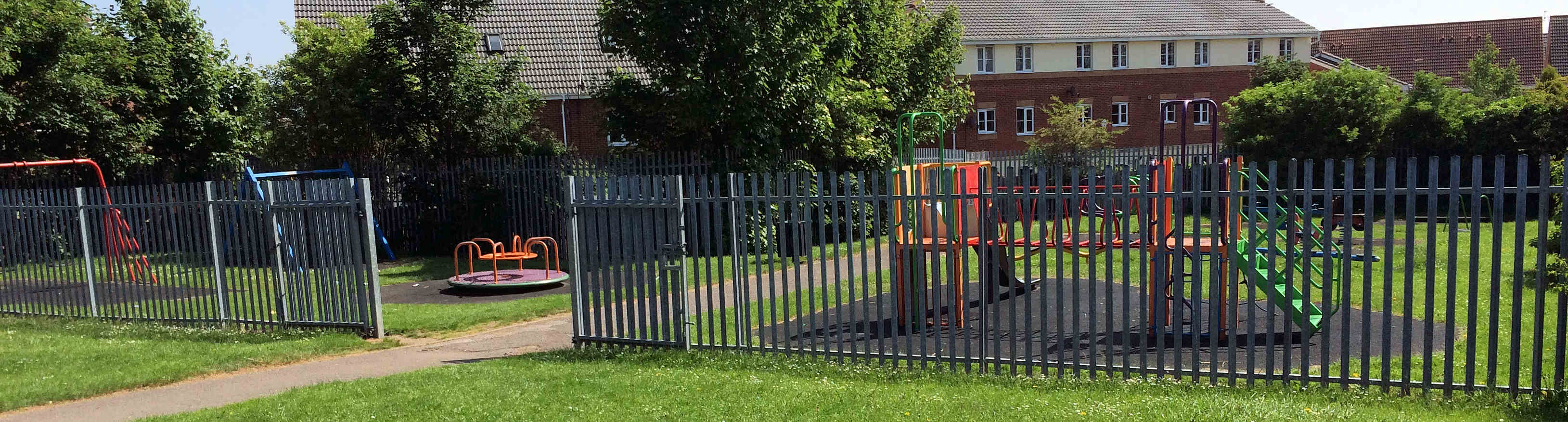 Tedder Rd park playground 4 noon 6th June 2016