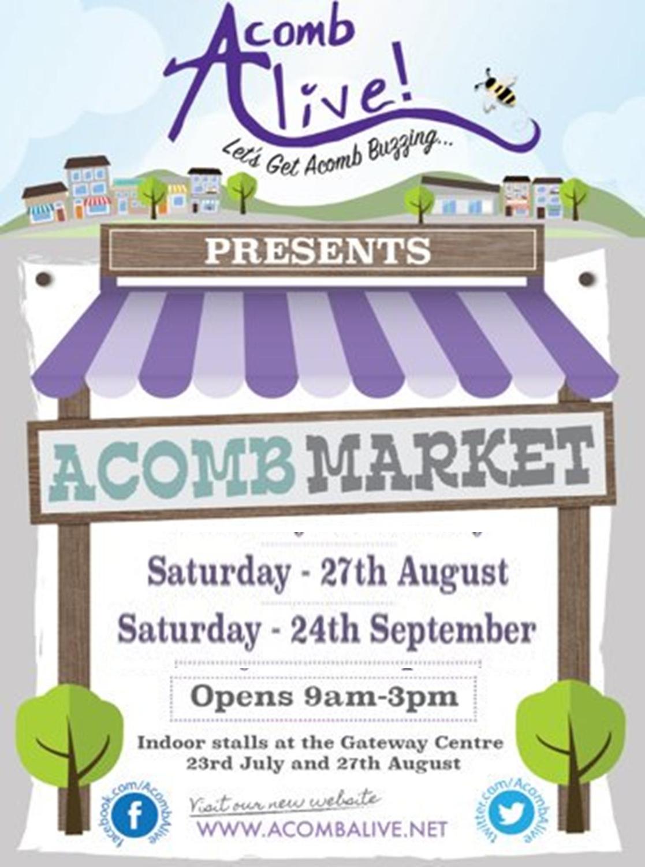 Acomb Market 27th Aug 2016