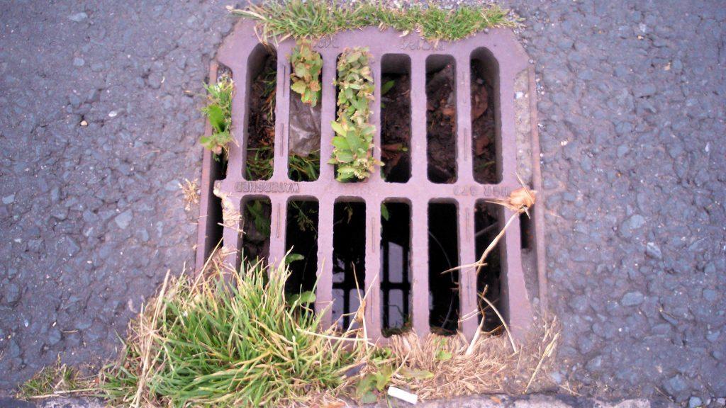Blocked drain Thanet Road