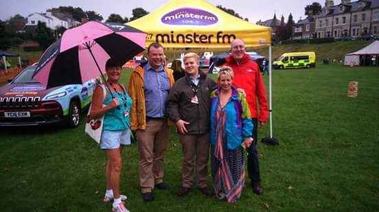 LibDem Councillors at last Sundays Acomb Green Fair