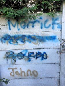 Graffiti non offensive