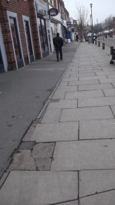 Pavement Front Street 1