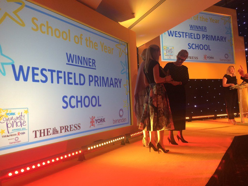 Westfield school presntation