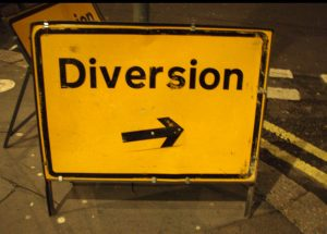 diversion-sign-by-daquellamanera