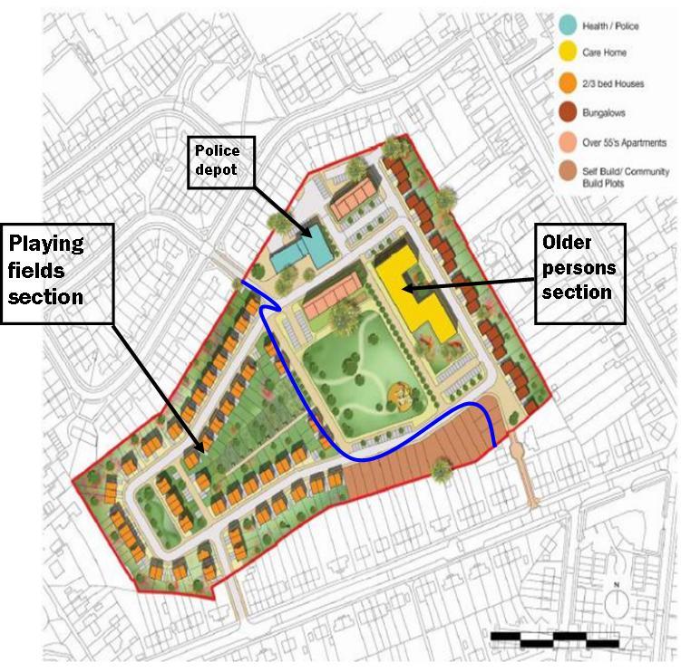 Lowfields plans