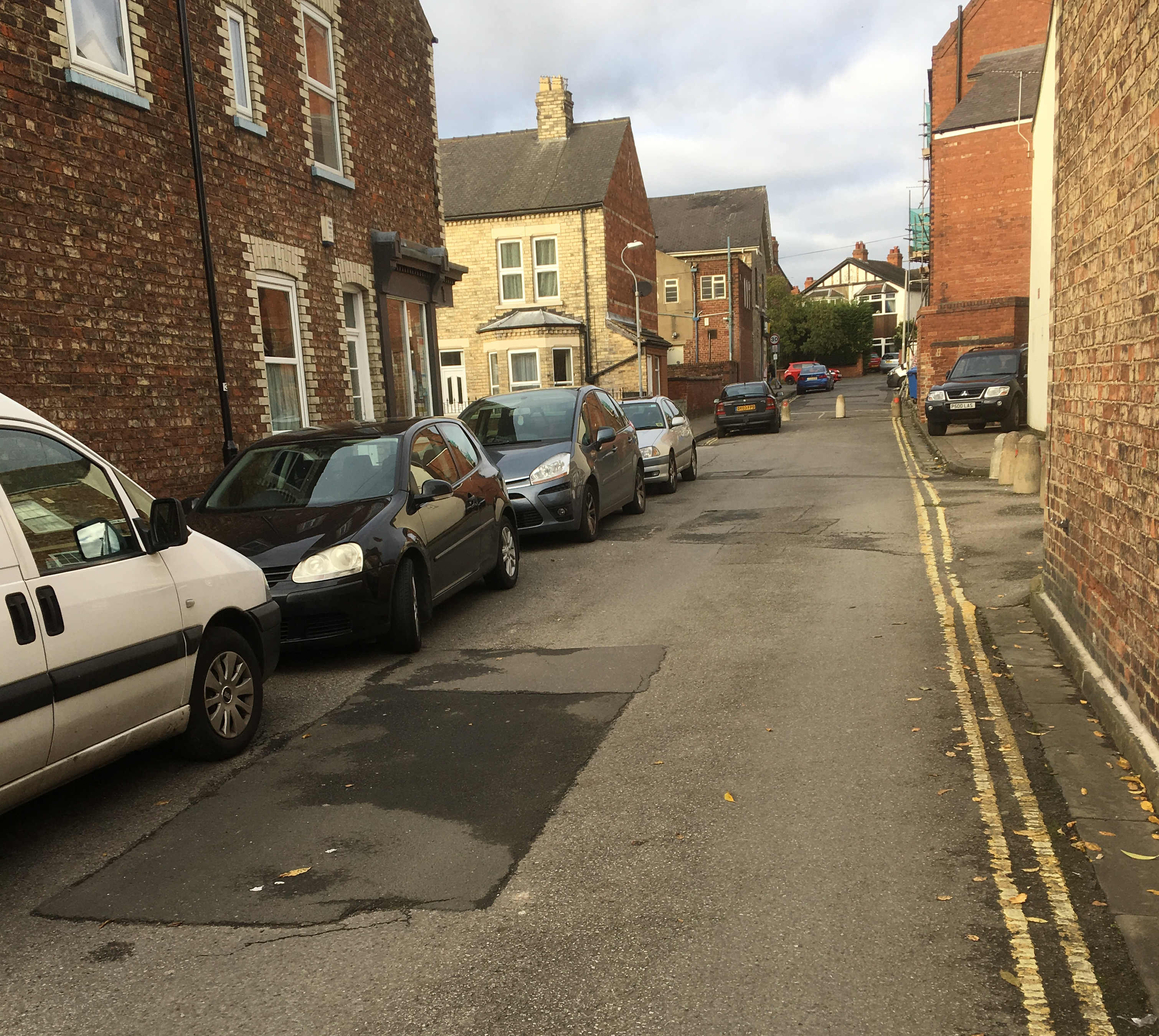 Car parking problems on School Street were reported. A survey is being undertaken to see whether residents want a ResPark scheme to be introduced in the area.