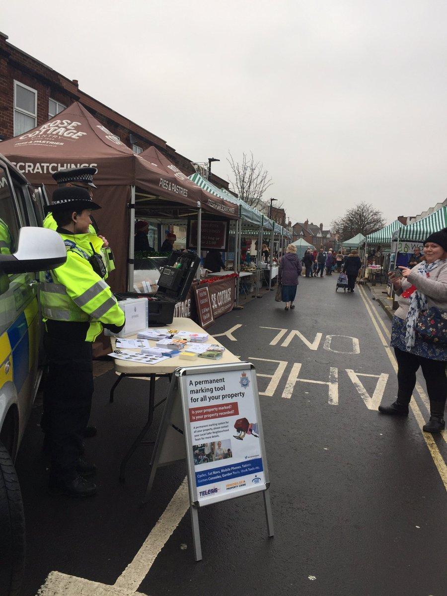 market-police