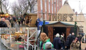 St Nicholas Fair has been popular this year