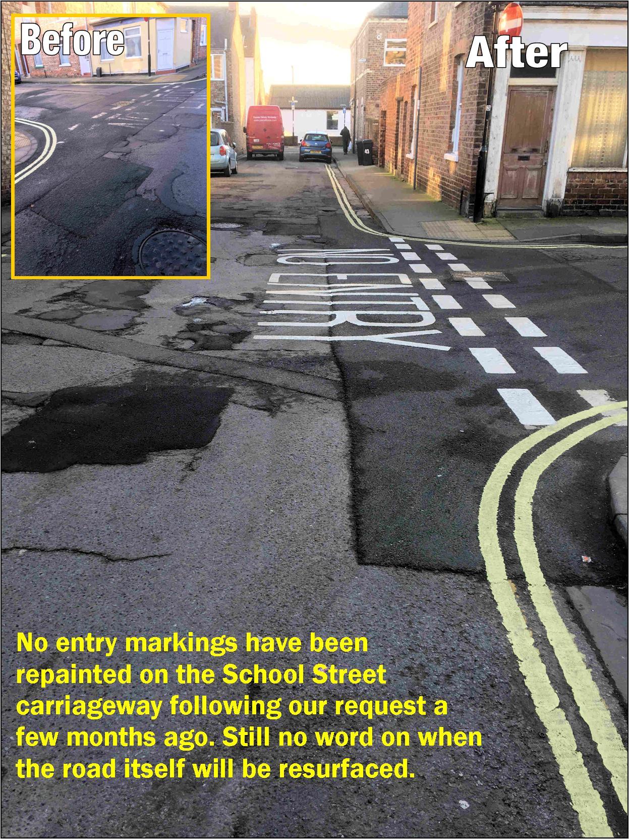 schools-st-no-entry-markings