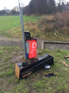 Fly tipping reported last week still not cleared